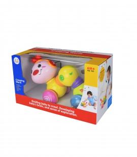 Іграшка музична розвиваюча арт 997 Гусениця 21*11*14 см в коробці