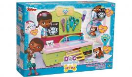 Іграшка набір лiкаря Giochi Preziosi арт GPH90089/UA Doc MC Stuffins 53х38х14,5 см світло