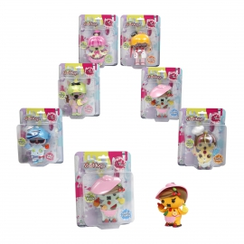 Кукла (аксессуары) U HUGS арт UHU01000/UA  6 шт в ассорт.
