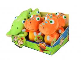 Мягкие игрушки Dino Train в дисплее  Арт. 12640