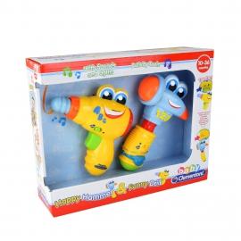 Игровой набор Clementonі Арт. 17063 Инструменты в коробке