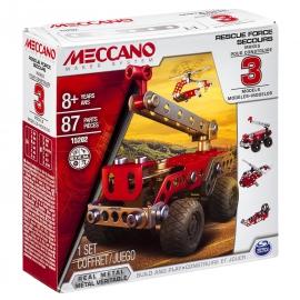 Конструктор Meccano Core стартовый набор Арт. 6026714