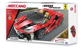 Конструктор Meccano автомобиль Ferrari GTB 488 Roadster Арт. 6028974