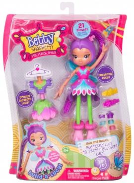 Кукла-конструктор Betty Spaghetti Люси Бабочка арт. 59016 (59012)