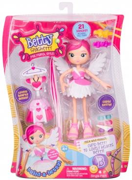 Кукла-конструктор Betty Spaghetti Купидон арт. 59016 (59013)