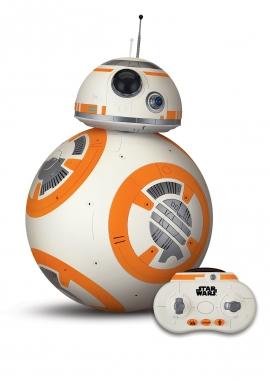 """Новинки Star Wars от ThinkWay Toys: дроид ВВ-8 и интерактивные фигуры с функцией """"Комнатный страж"""""""