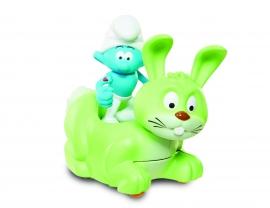 Игрушка инерционная арт. 30874 (30872) Smurfs Hefty on Bucky в блистере