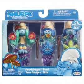 Игрушка фигурка арт. 29271 (29270) Smurfs Lost Village Theme в коробке