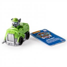 Іграшка машинка з фігуркою арт. 20080651 (6033285) Paw Patrol Rocky у дісплеї
