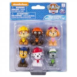 Іграшковий набір фігурки арт. 6033274  Paw Patrol у слюд. коробці  6 шт