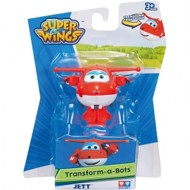 Игрушка трансформер Super Wings Арт.YW710010 Jett