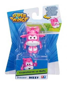 Игрушка трансформер Super Wings Арт.YW710040 Dizzy