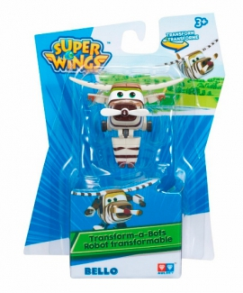 Игрушка трансформер Super Wings Арт.YW710070 Bello