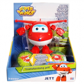 Игрушка трансформер Super Wings Арт. YW710210 Jett