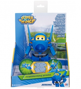 Игрушка трансформер Super Wings Арт. YW710230 Jerome