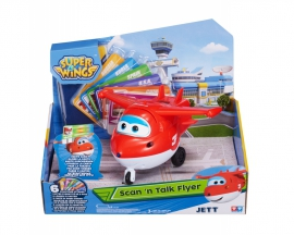 Игрушка Super wings Арт. YW710410 Jett з картками