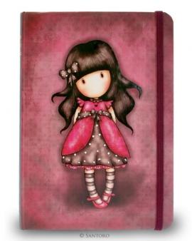Записная книжка Ladybird  Santoro Gorjuss арт 230EC28