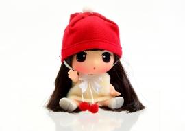 Кукла Ddung в блистере арт FDE0901B