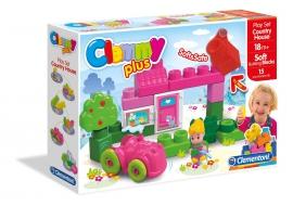 Конструктор Clemmy Plus Дом с садом Арт.: 14878