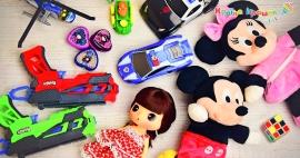 Сколько игрушек нужно ребенку для полного счастья?