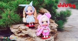 Куклы Ddung – новинка в Украине