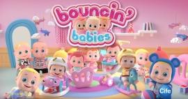 Интерактивные плавающие пупсы Bouncin' Babies от Cife