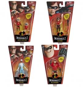 Фигурки Incredibles 2 в планшетке, артикул 74789
