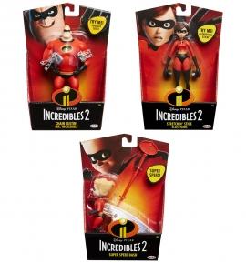 Набор фигурок Incredibles 2 в коробке, артикул 74860