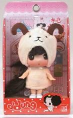 Кукла Ddung Год Козы в блистере арт FDE0903ram
