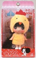 Кукла Ddung Год Петуха в блистере арт FDE0903ro