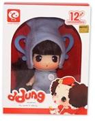 Кукла Ddung Водолей в коробке арт FDE0904(aquarius)