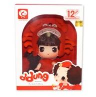 Кукла Ddung Рак в коробке арт FDE0904(cancer)