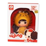 Кукла Ddung Лев в коробке арт FDE0904(leo)