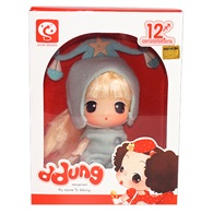 Кукла Ddung Весы в коробке арт FDE0904(libra)