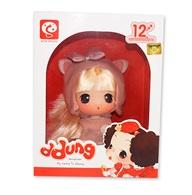 Кукла Ddung Дева в коробке арт FDE0904(virgo)