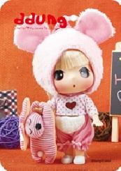 Кукла Ddung в коробке арт FDE1806