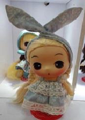 Кукла Ddung в коробке арт FDE1807
