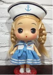 Кукла Ddung в коробке арт FDE1810