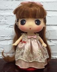 Кукла Ddung в коробке арт FDE1815