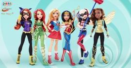 Новинка! Куклы DC Super Hero Girls