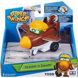 Игрушка инерционная Super Wings Арт. EU720122 Todd