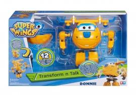 Игрушка трансформер  разговаривающая Super Wings Арт. YW710320 Donnie