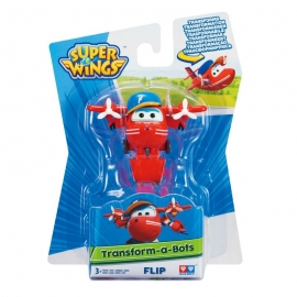 Игрушка трансформер Super Wings Арт.EU720021 Flip