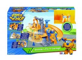 Игровой набор Станция Донни Super wings арт. EU720813S Donnie's Station