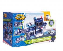 Игровой набор Станция Пола Super wings арт. EU720815S Paul's Station
