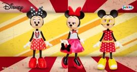 Эксклюзивно! Специальная линейка кукол Minnie Mouse Fashion Dolls Disney
