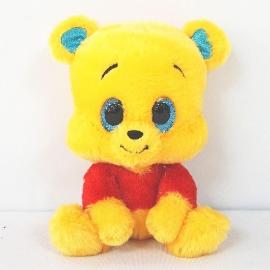 Мягкая игрушка Винни Пух с большими глазами 15 см арт. PDP1602239