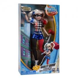 Кукла супергерой Харли Квин  DC Super Hero Girls артикул 69475 (69474)