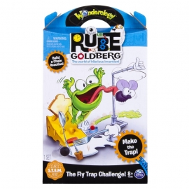Игровой набор Rube Goldberg Fly Trap Challenge арт. 6033574