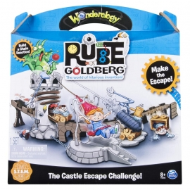 Игровой набор Rube Goldberg Castle Escape Challenge арт. 6033580